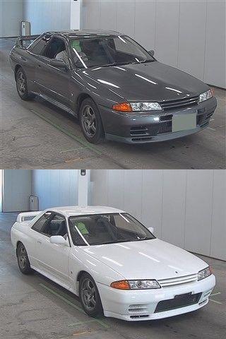 1993 R32 GTR front