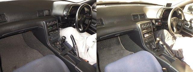 1993 R32 GTR interior