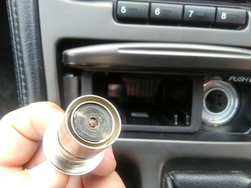 1995 HONDA NSX NA1 Coupe cigarette lighter
