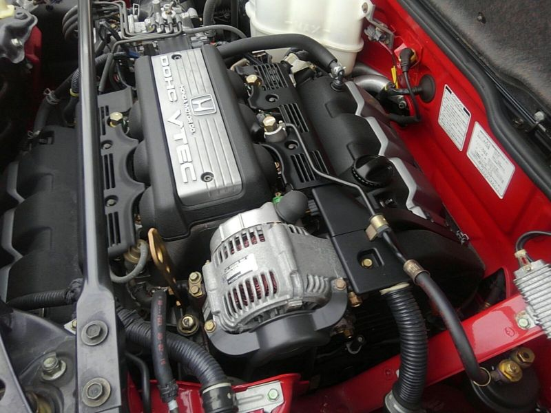 1995 HONDA NSX NA1 Coupe engine