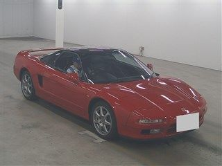 1995 HONDA NSX NA1 Coupe front auction