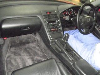 1995 HONDA NSX NA1 Coupe interior auction