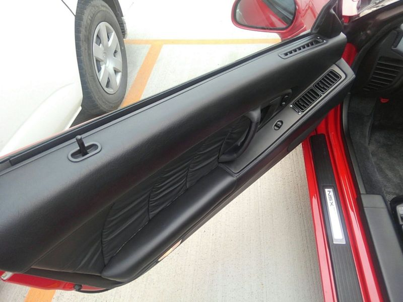 1995 HONDA NSX NA1 Coupe left door card