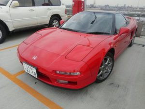 1995 HONDA NSX NA1 Coupe left front