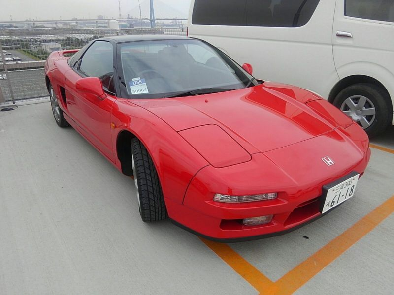 1995 HONDA NSX NA1 Coupe right front