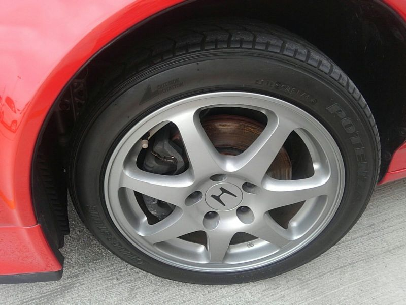 1995 HONDA NSX NA1 Coupe wheel 1
