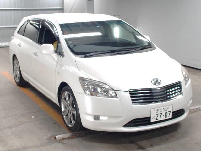 2007 Toyota Mark X ZIO 350G wagon auction front