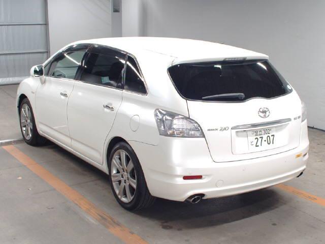 2007 Toyota Mark X ZIO 350G wagon auction rear