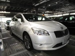 2007 Toyota Mark X ZIO 350G wagon right front
