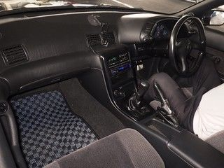 1990 Nissan Skyline R32 GTS-t auction interior
