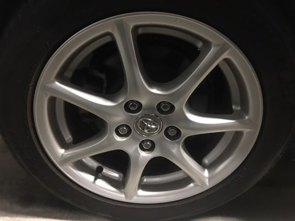2008 Toyota Estima Aeras wheel 2
