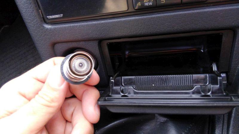 R32 GTR VSpec cigarette lighter