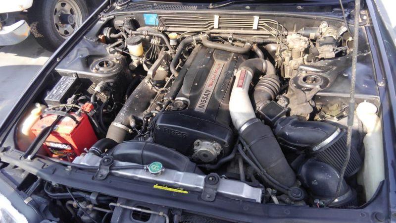 R32 GTR VSpec engine 1