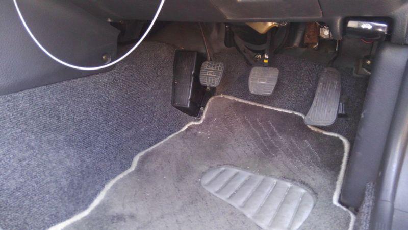 R32 GTR VSpec floor mat
