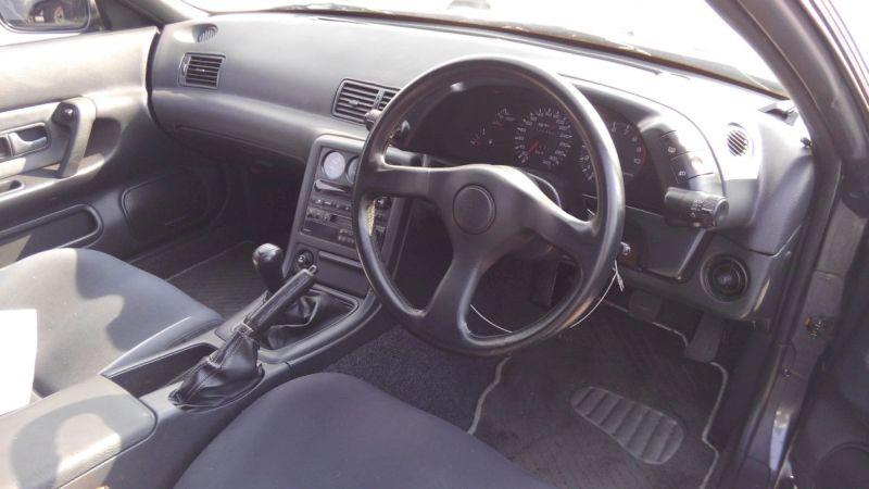 R32 GTR VSpec interior