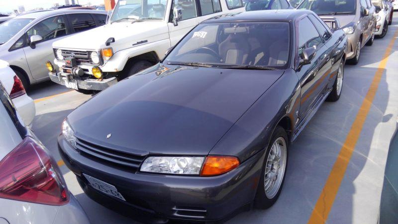 R32 GTR VSpec left front 2