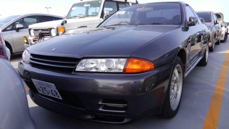 R32 GTR VSpec left front 3
