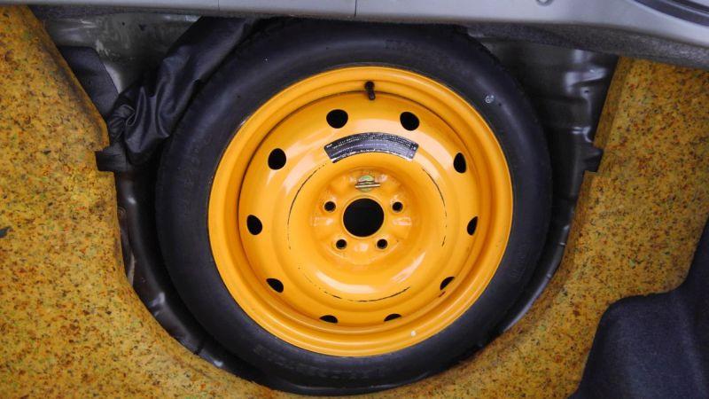R32 GTR VSpec spare tyre