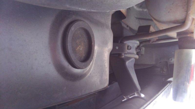 R32 GTR VSpec underbody