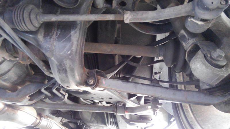 R32 GTR VSpec underbody 3