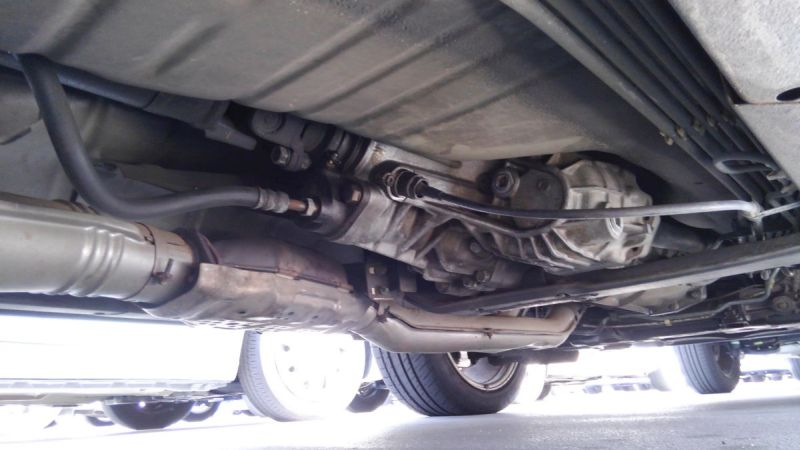 R32 GTR VSpec underbody 7