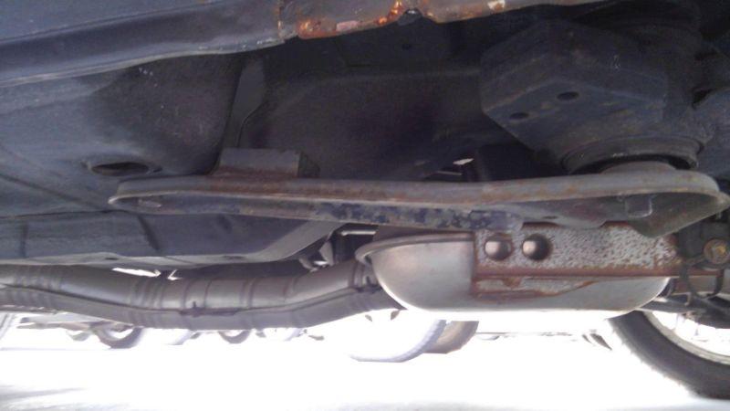 R32 GTR VSpec underbody 8