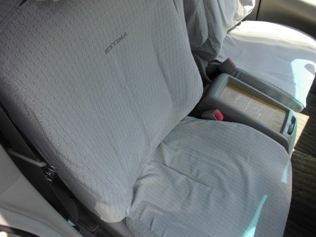 2007 Toyota Estima 2WD 7 seater G Package driver seat cover