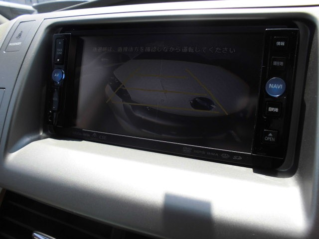 2007 Toyota Estima 2WD 7 seater G Package reversing camera
