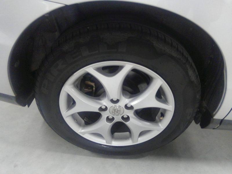 2008 Toyota Estima 4WD 7 seater wheel