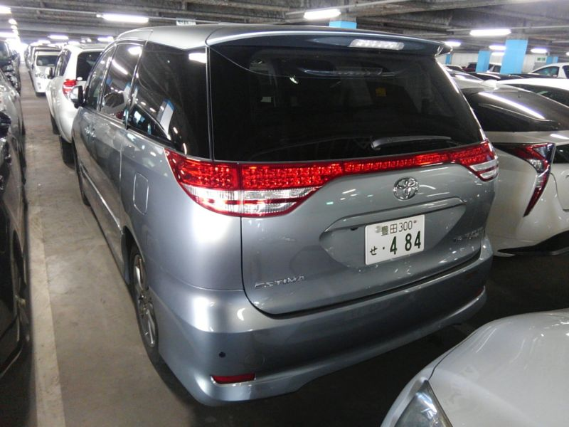 2008 Toyota Estima Areas S 2WD 8 seater left rear