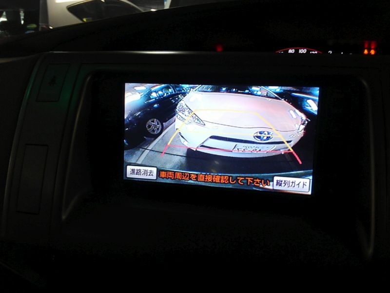 2008 Toyota Estima Areas S 2WD 8 seater reversing camera