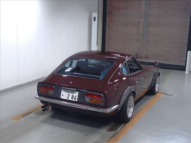 1977 Nissan FairladyZ 2 seater auction 4