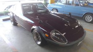 1977 Nissan FairladyZ 2 seater right front