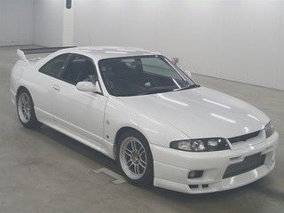 1998 Nissan Skyline R33 GTR auction 1