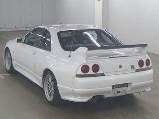 1998 Nissan Skyline R33 GTR auction 2