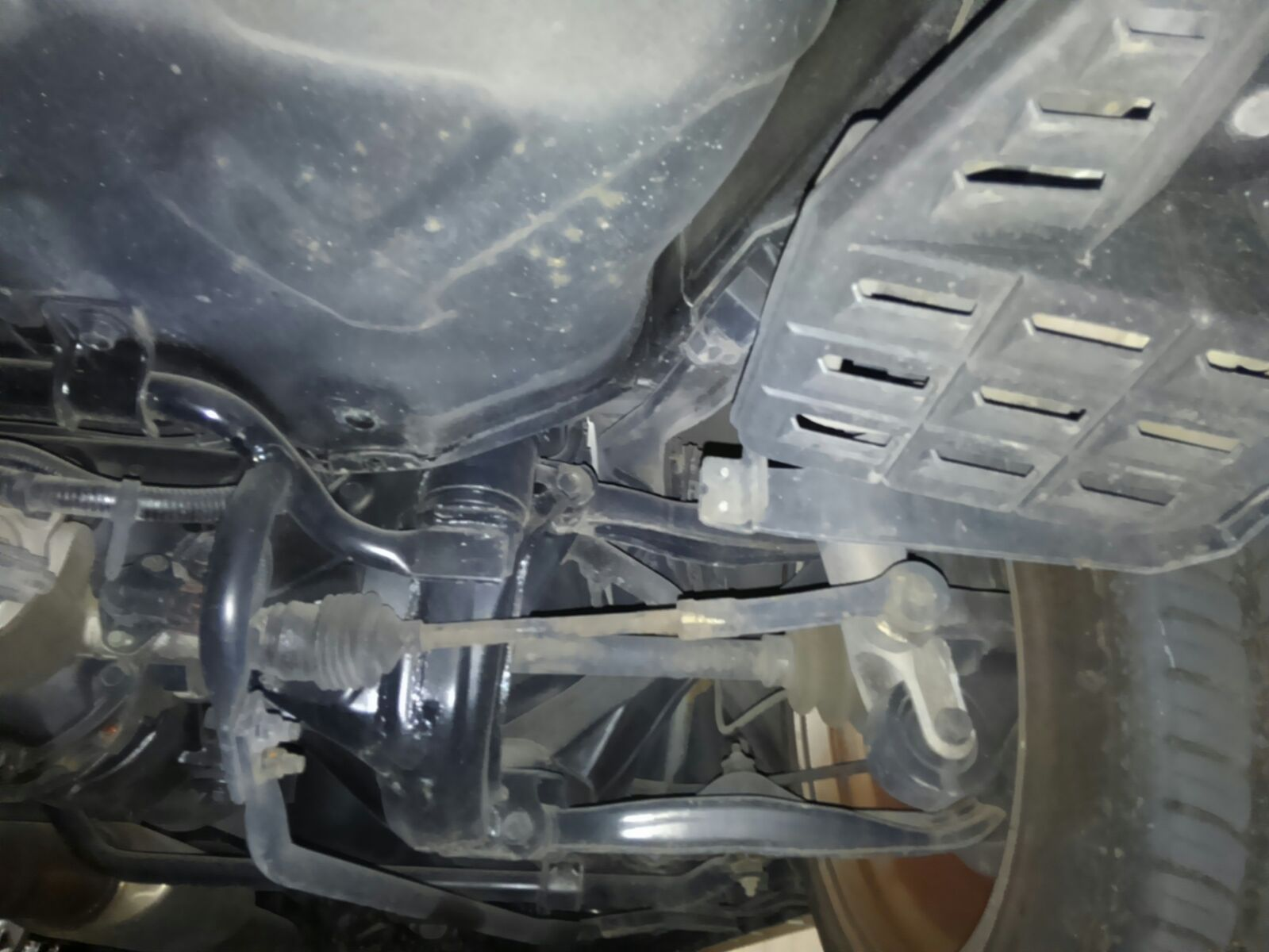 1998 Nissan Skyline R33 GTR rust 5