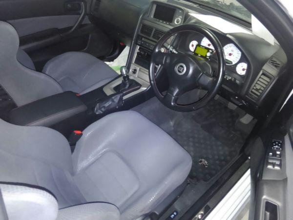 1999 Nissan Skyline R34 GTR interior