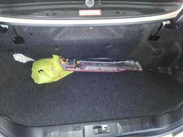 2001 Nissan Skyline R34 GTR VSPEC boot