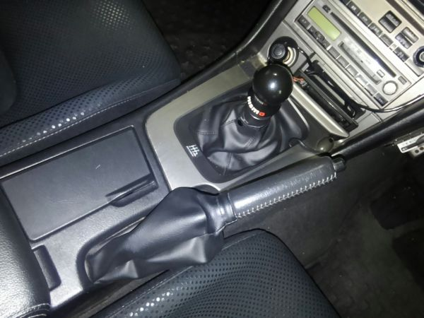 2001 Nissan Skyline R34 GTR VSPEC shift