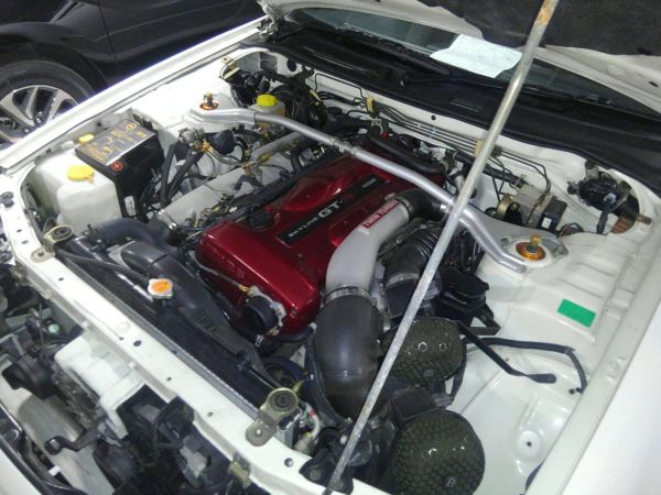 2001 Nissan Skyline R34 GTR engine 2