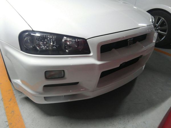2001 Nissan Skyline R34 GTR headlight