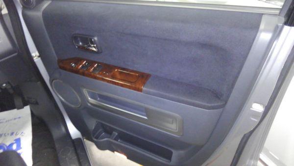 2011 Mitsubishi Delica D5 petrol CV5W 4WD Chamonix driver door