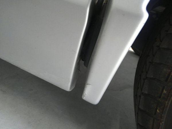 2012 Toyota Estima G 4WD 7 seater molding damage
