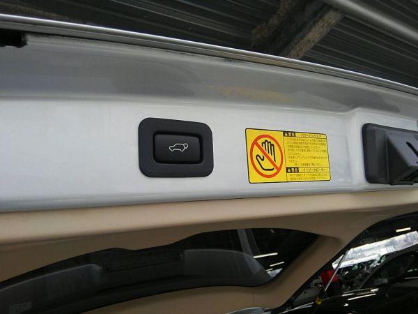 2012 Toyota Estima G 4WD 7 seater power tailgate