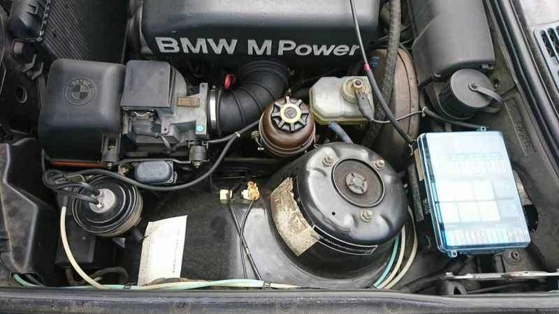 1988 BMW E30 M3 6