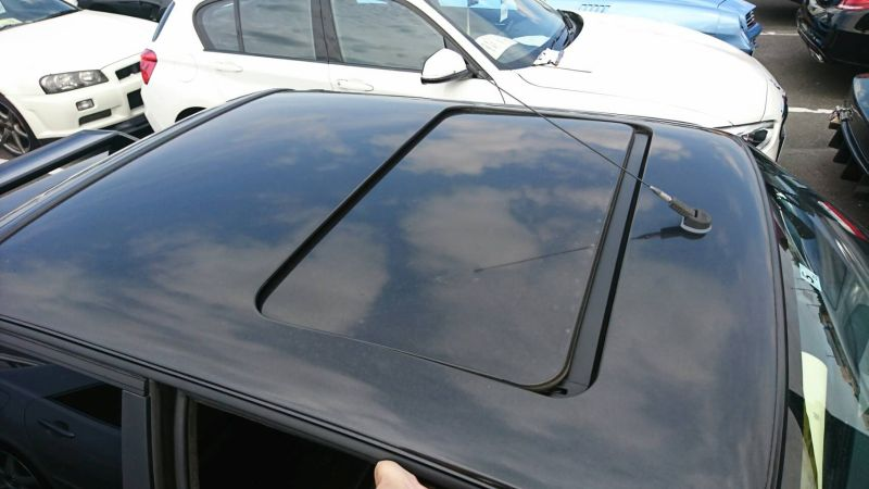 1988 BMW E30 M3 sunroof 2