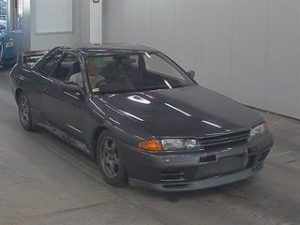 1990 Nissan Skyline R32 GTR NISMO auction front