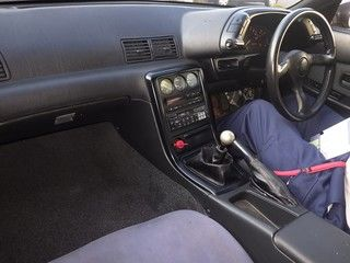 1990 Nissan Skyline R32 GTR NISMO auction interior