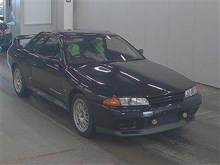 1993 Nissan Skyline R32 GTR VSpec auction right front