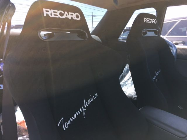 1994 Nissan Skyline R32 GT-R Tommy Kaira Special Edition RECARO seat